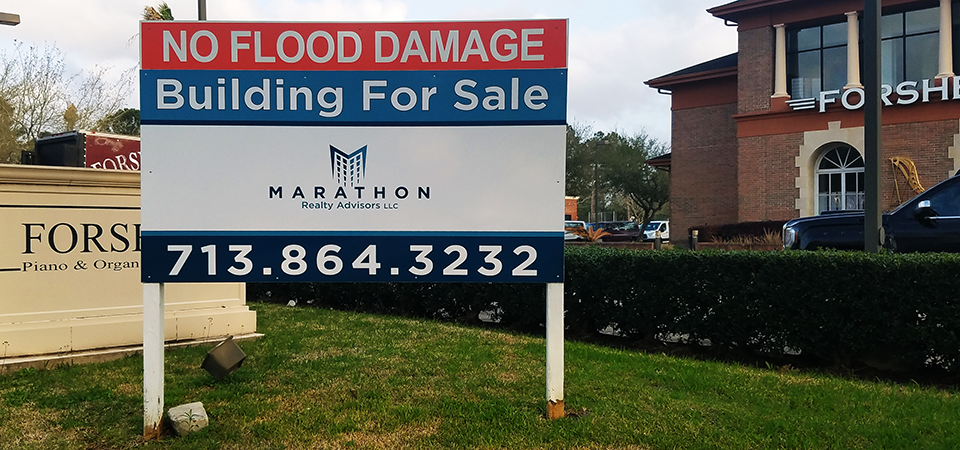 Real Estate MDO by Pro Signs Houston
