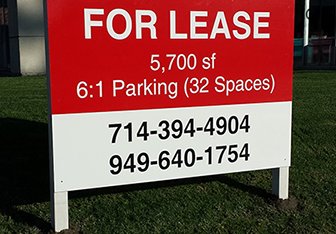 Real Estate MDO Signs for Sale by Pro Signs Houston